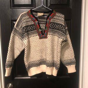 Dale of Norway vintage wool sweater